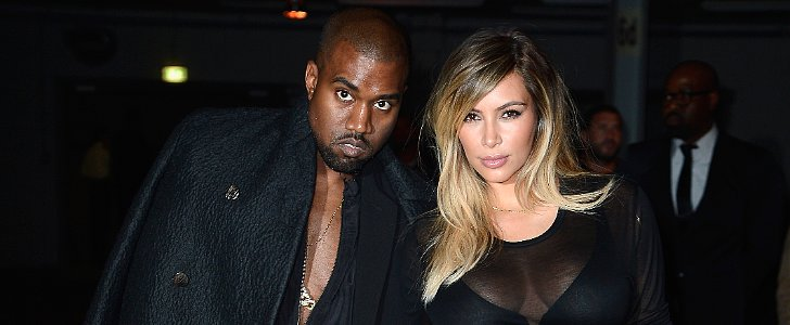 See Kim Kardashian and Kanye West's Vogue Cover!