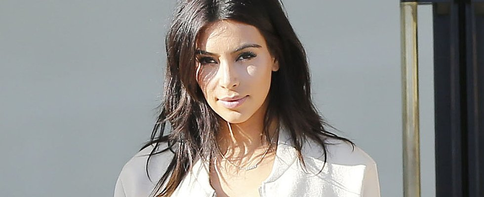 Before Kim Kardashian's Vogue Cover Dropped, She Got a Haircut