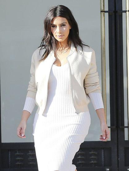 Before Kim Kardashian's Vogue Cover Dropped, She Got a Haircut
