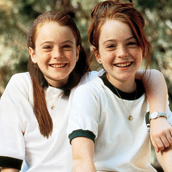 Lindsay Lohan's The Parent Trap Scenes in GIFs