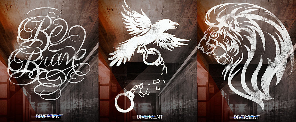 These 5 Divergent-Inspired Tattoos Will Blow Your Mind