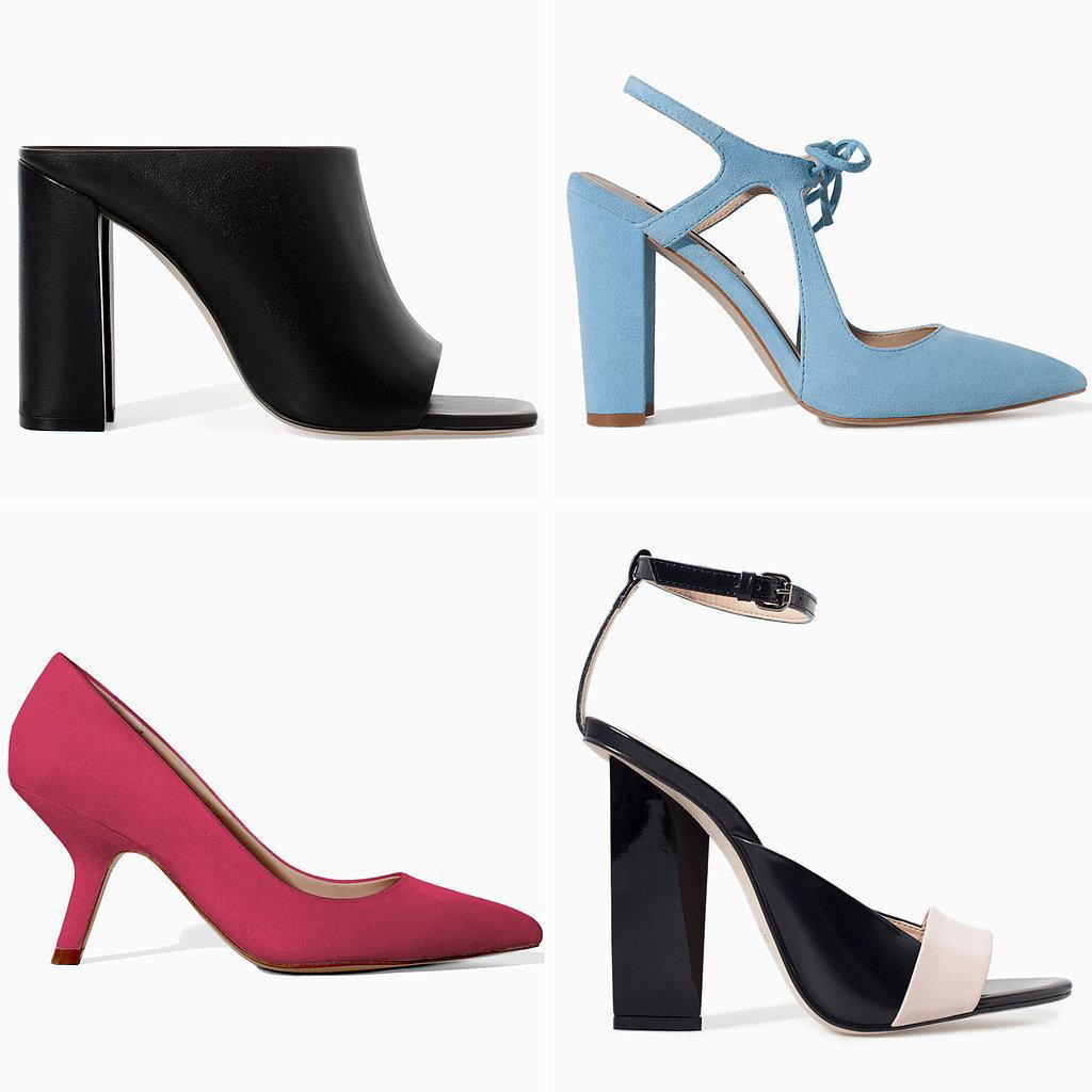 Fantastic Pink Zara Shoes With Twotone Effect Gt Shoeperwoman