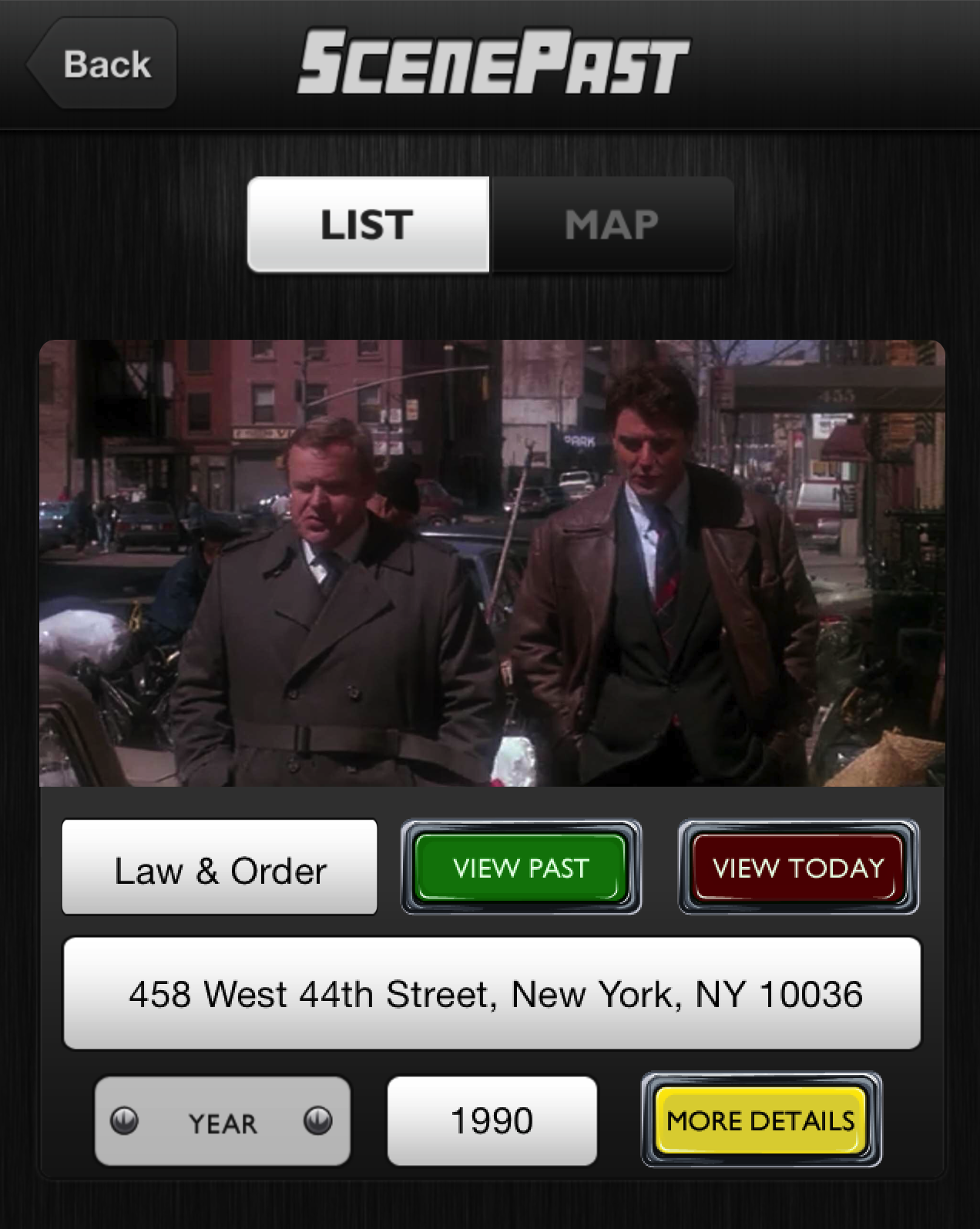 Law & Order, Then