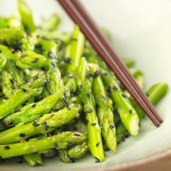 Easy Stir-Fried Asparagus Recipe