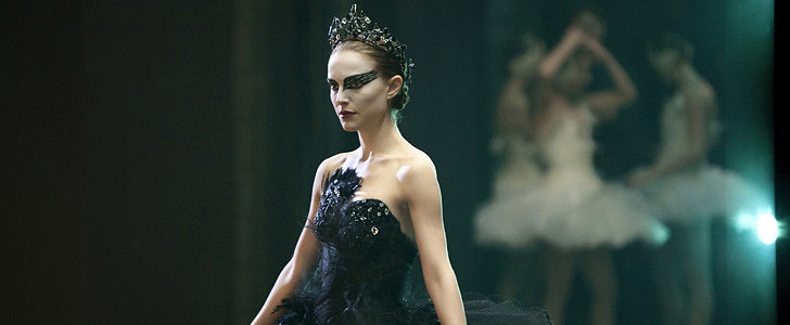 4. Black Swan: You know you're in for some serious drama when you have Rodarte behind the seams of your prima ballerina's costumes.  5. Heathers: Those ruffles, those shoulder pads, those blazers: to die for.  6. Coco Before Chanel: The chicest period piece ever tracks the story of Gabrielle, the humble seamstress that launched thousands of tweed jackets.  Source: Facebook user Black Swan