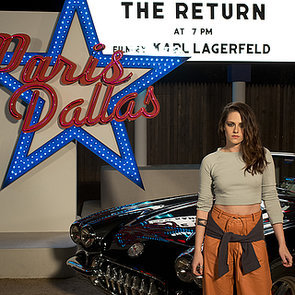 Kristen Stewart's Chanel Campaign Has Arrived!
