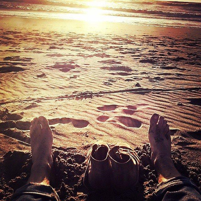 Soak Up the Sun at a Local Beach