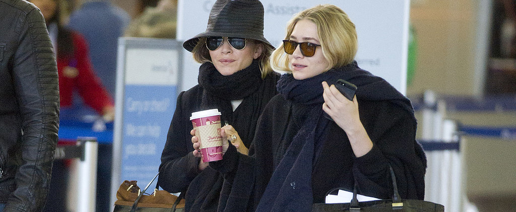 The Olsens Are Twinning For the First Time in Decades