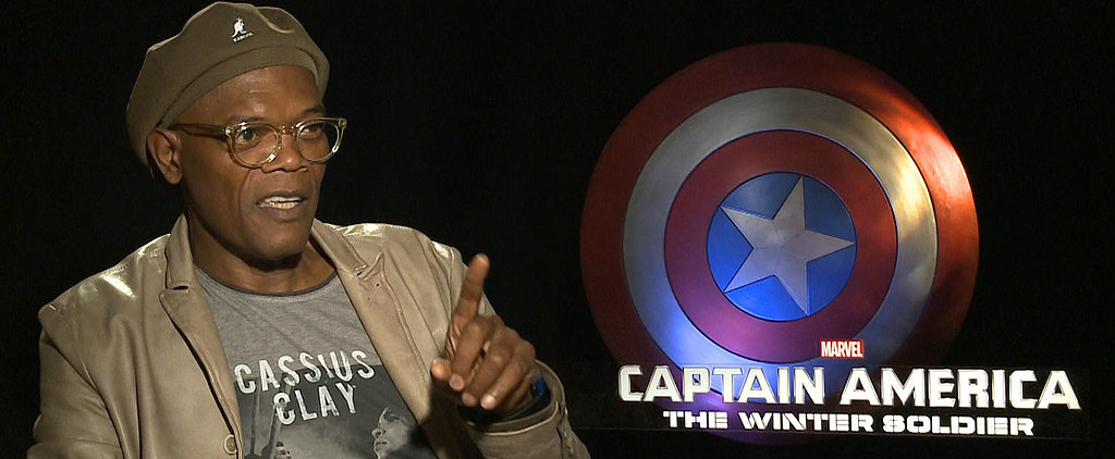 "Why Samuel L. Jackson Wants to Introduce Captain America to ""a Couple Porn Stars"""