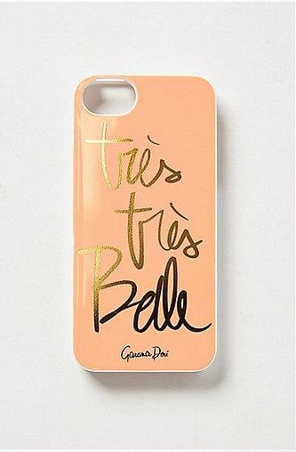 Tres Belle iPhone 5 Case