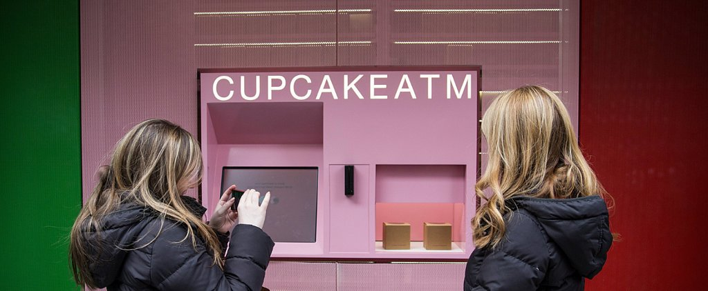 Sprinkles Opens 2 New 24-Hour Cupcake ATMs