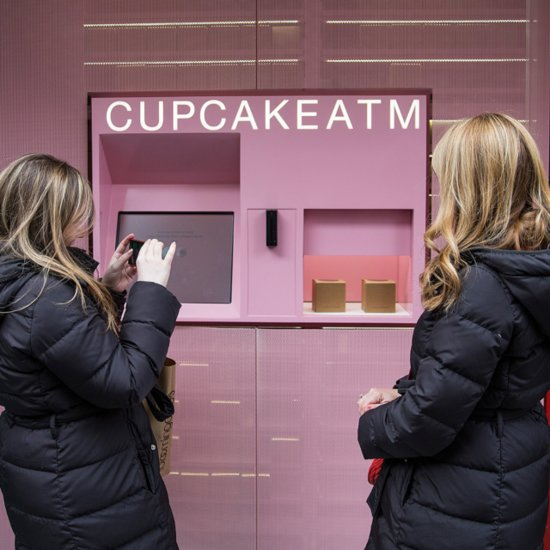 Sprinkles Cupcake ATM Pictures