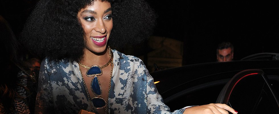 21 Reasons Solange Is the Chicest Chick Behind the DJ Booth