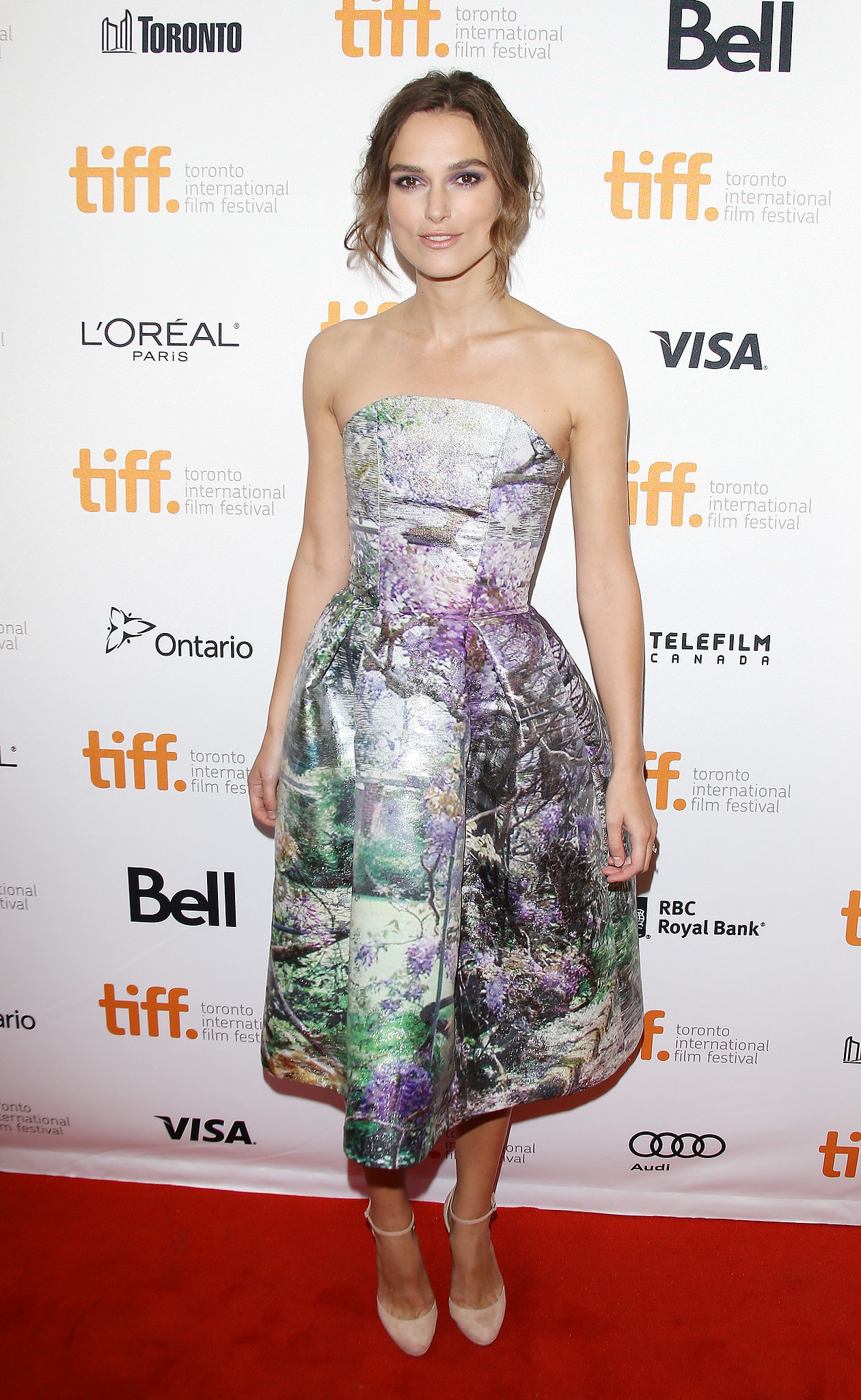 Keira Knightley the 2013 Toronto Film Festival