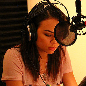 Behind the Scenes With PLL's Janel Parrish (Video)