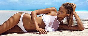 Swoon Over Zimmermann's Blue-Skied Swimwear Campaign