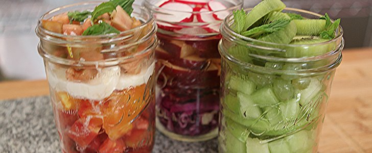 Mason-Jar Salads Never Looked So Sophisticated