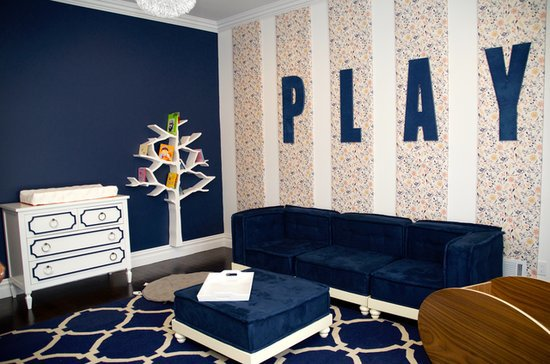 Danielle and Kevin Jonas Have One Lucky Baby: Peek Inside Her Playroom!