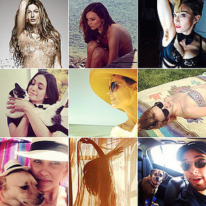 Celebrity Instagram Pictures   March 27, 2014