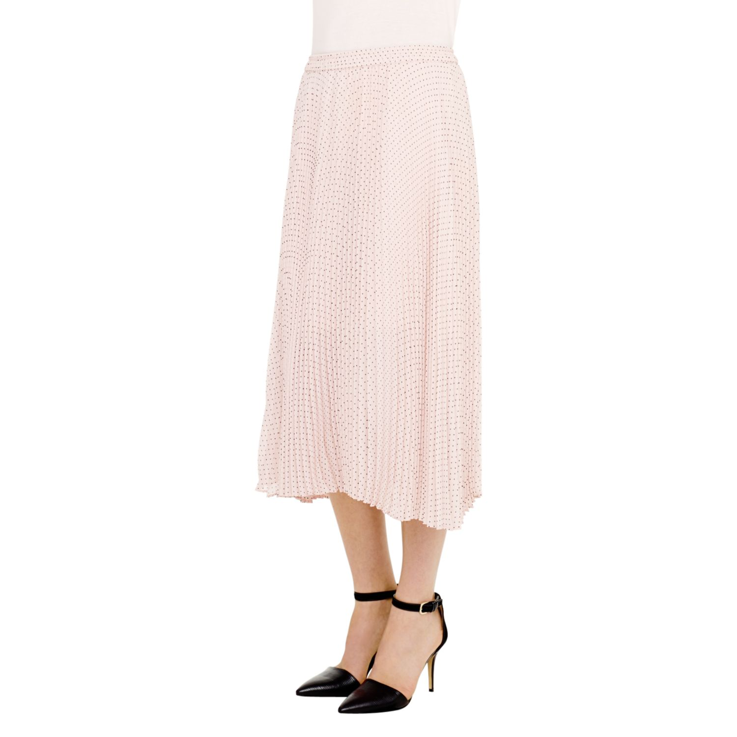 Club Monaco Karrie Pleated Skirt