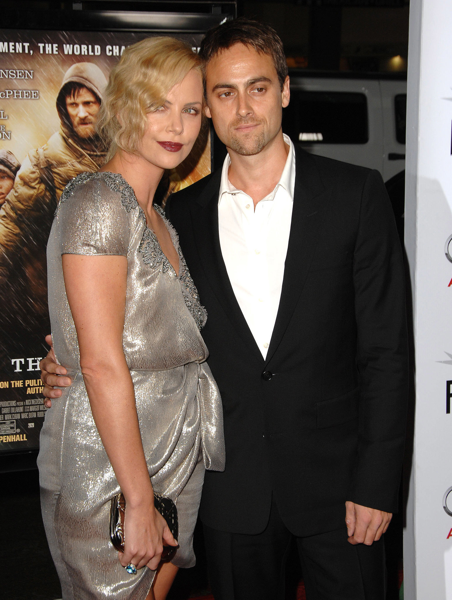 Stuart Townsend couple