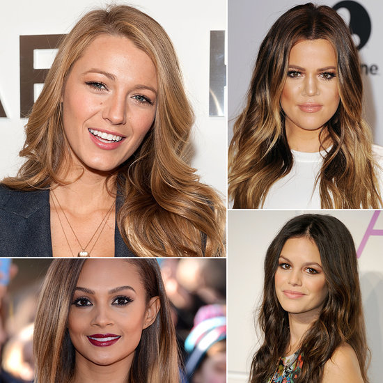 Celebrities With Long Hairstyles For Summer 2014 | Pictures