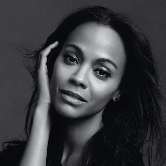 Celebrity Beauty Ambassador Zoe Saldana Joins L'Oreal Paris