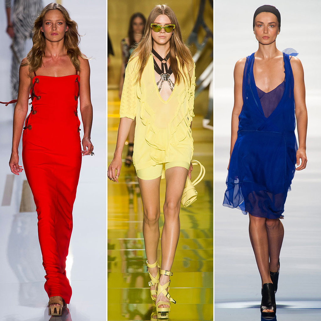 Color Trends Spring 2014