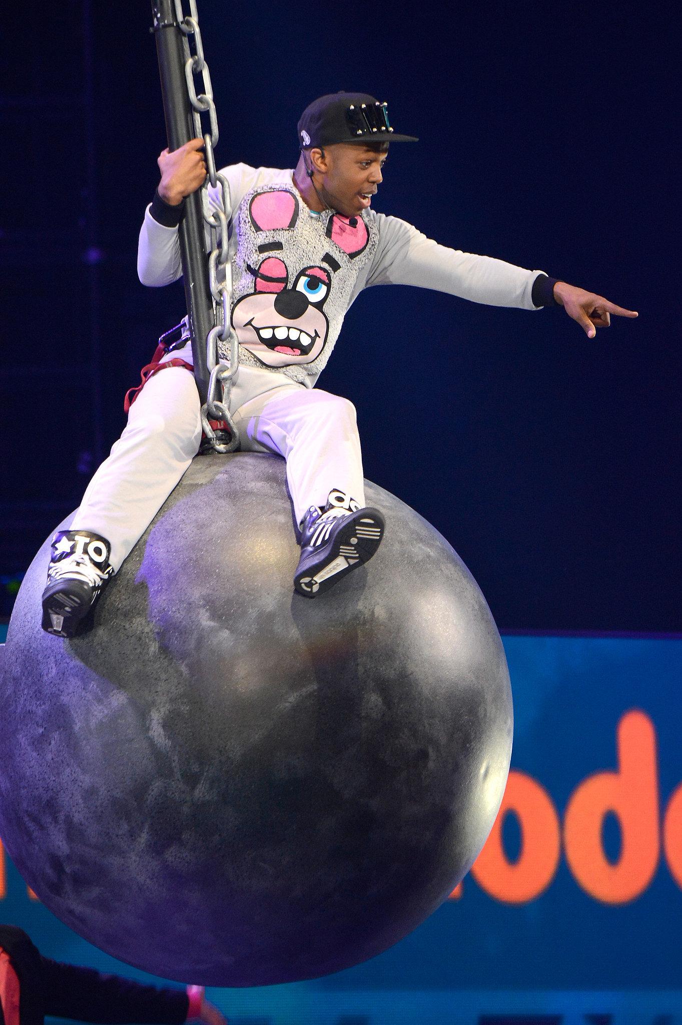 Stars Get in on the Nickelodeon Fun!