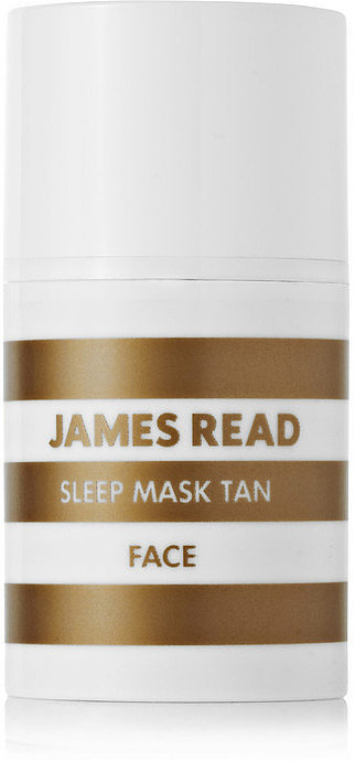 James Read Sleep Mask Tan