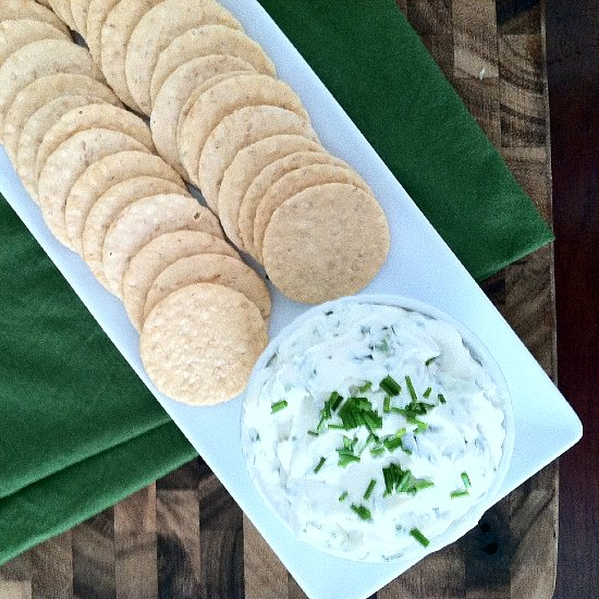Creamy Herb Dip: Perfect For Snackers of All Ages