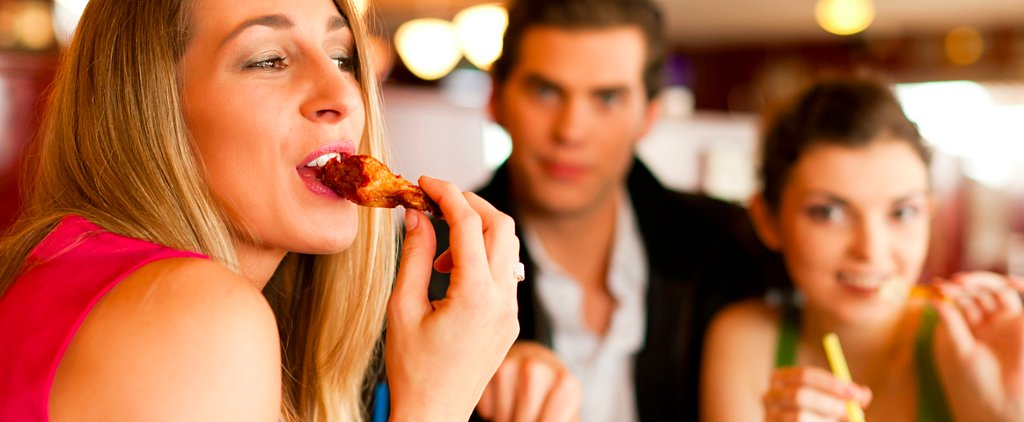 How to Go Out, Eat What You Want, and Still Lose Weight