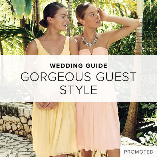 What to Wear to Spring or Summer Wedding 2014 | Shopping