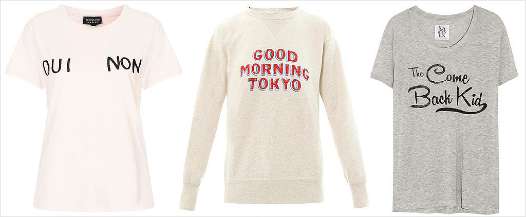 These Tops Will Give You Something to Talk About