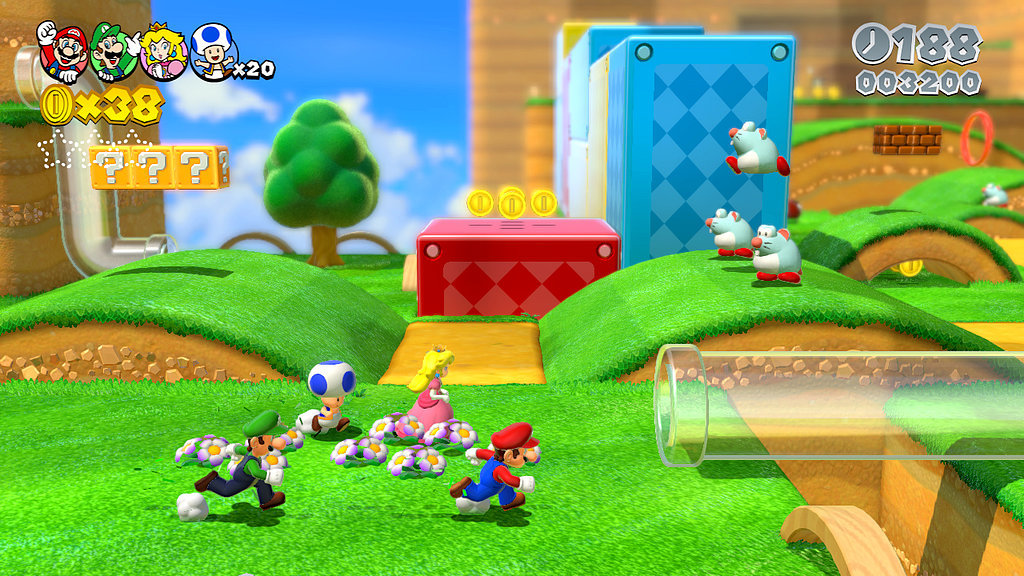 If Your Child Likes Super Mario 3D World, They'll Love. . .