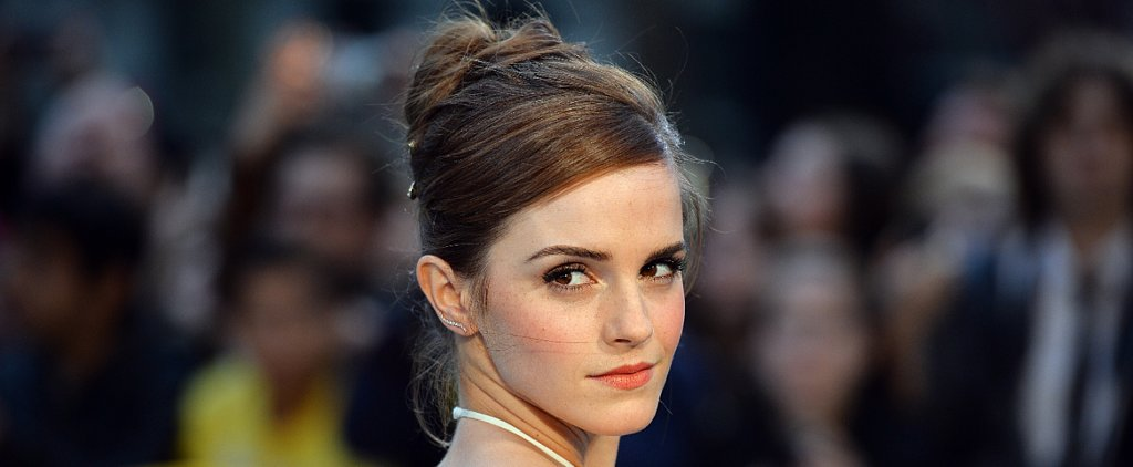 Emma Watson Provides Some Seriously Chic Wedding Inspiration