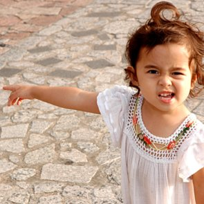 Funny Things Children Say to Strangers