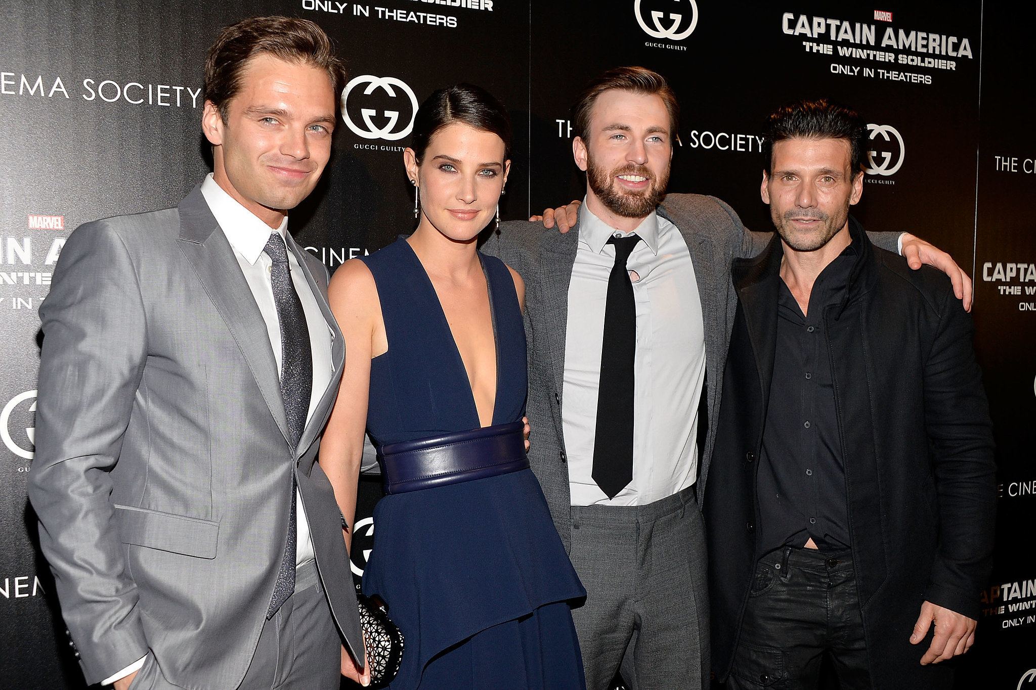 SEBASTIAN STAN Cobie-linked-up-her-costars-Sebastian-Stan-Chris-Evans