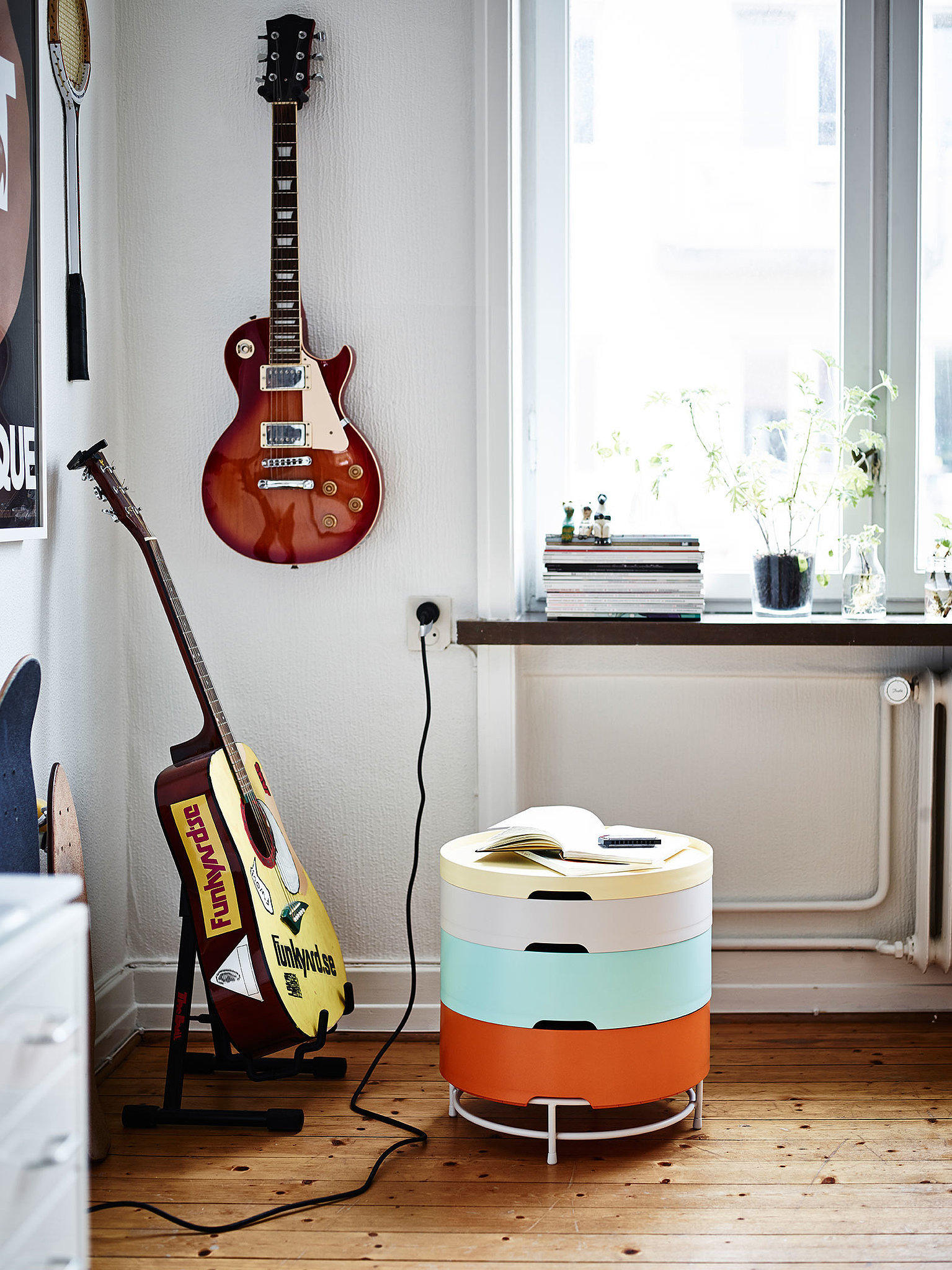 Storage table ($69, available July 2014) Source: Ikea