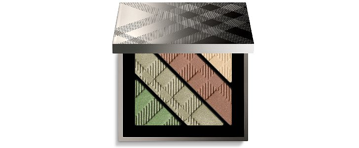 Burberry Convinces Us That Green Is Actually a Neutral