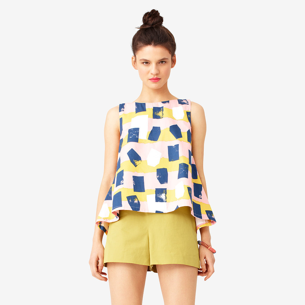 Kate Spade Saturday Trapeze Top