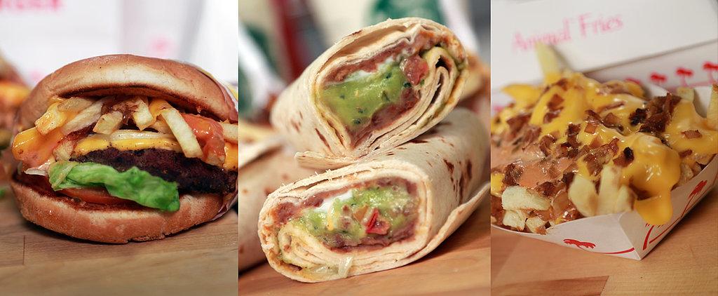 The Ultimate Guide to Fast-Food Restaurants' Secret Menus