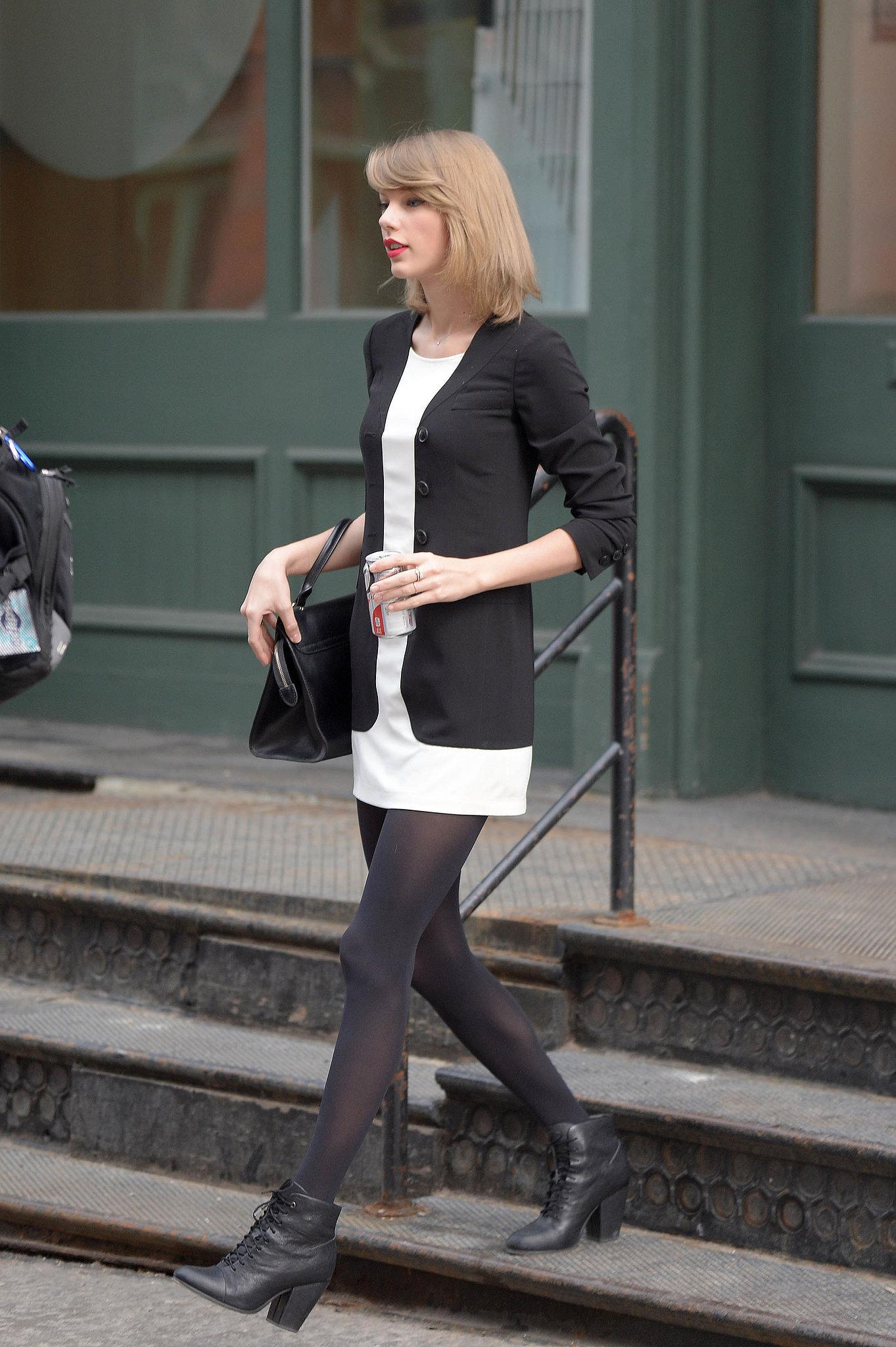 Taylor Swift's Street Style