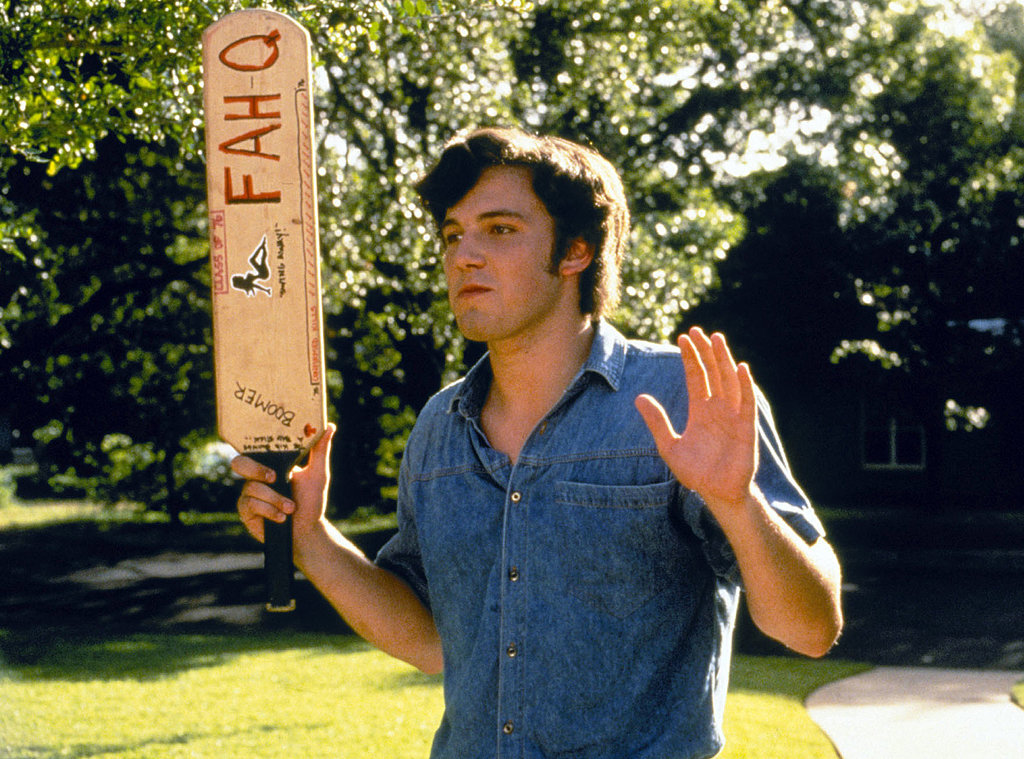 Ben Affleck, Dazed and Confused