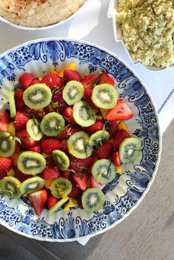Spring Fruit Salad