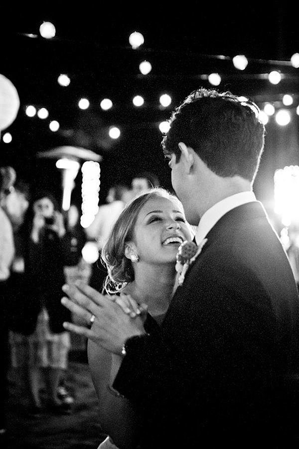 First-Dance Smile