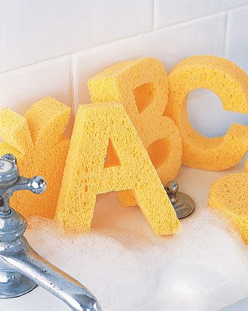 ABC Pop-Up Sponges