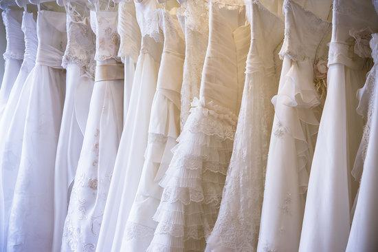 9 Maternity Wedding Dresses For Under $1,000