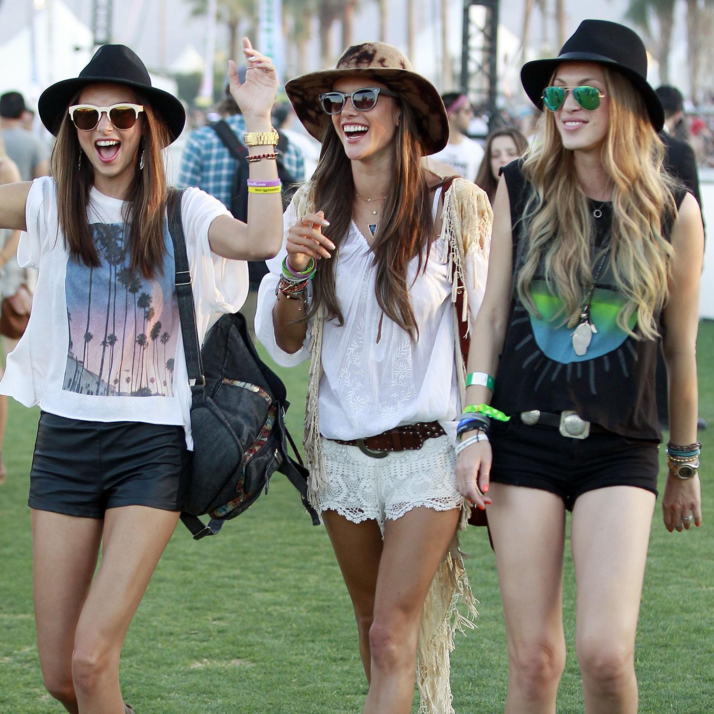 Music Festival Fashion Guide Video Popsugar Fashion