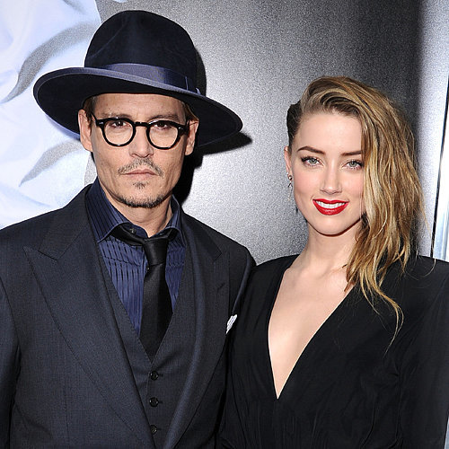 Johnny Depp Video Interview Quotes About Fiancé Amber Heard